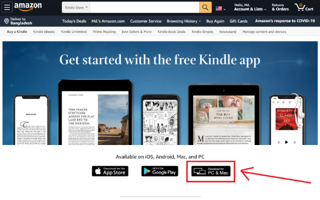 Free Kindle Reading Apps for iOS- Android- Mac- and PC